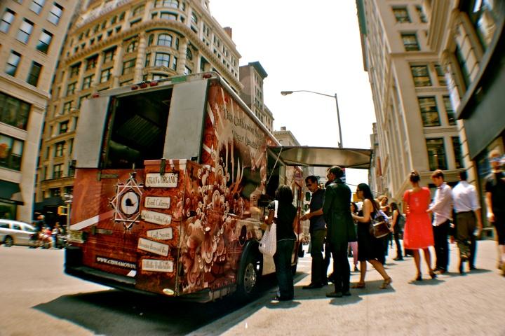 Cinnamon Snail Food Truck